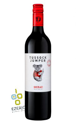 Tussock Jumper • Shiraz • 2018