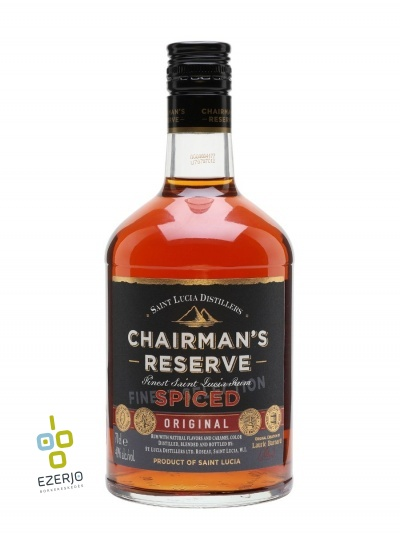 Chairman's • Reserve Spiced Rum